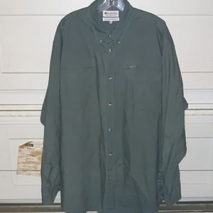 Columbia Sportswear cold weather size 2x shirt